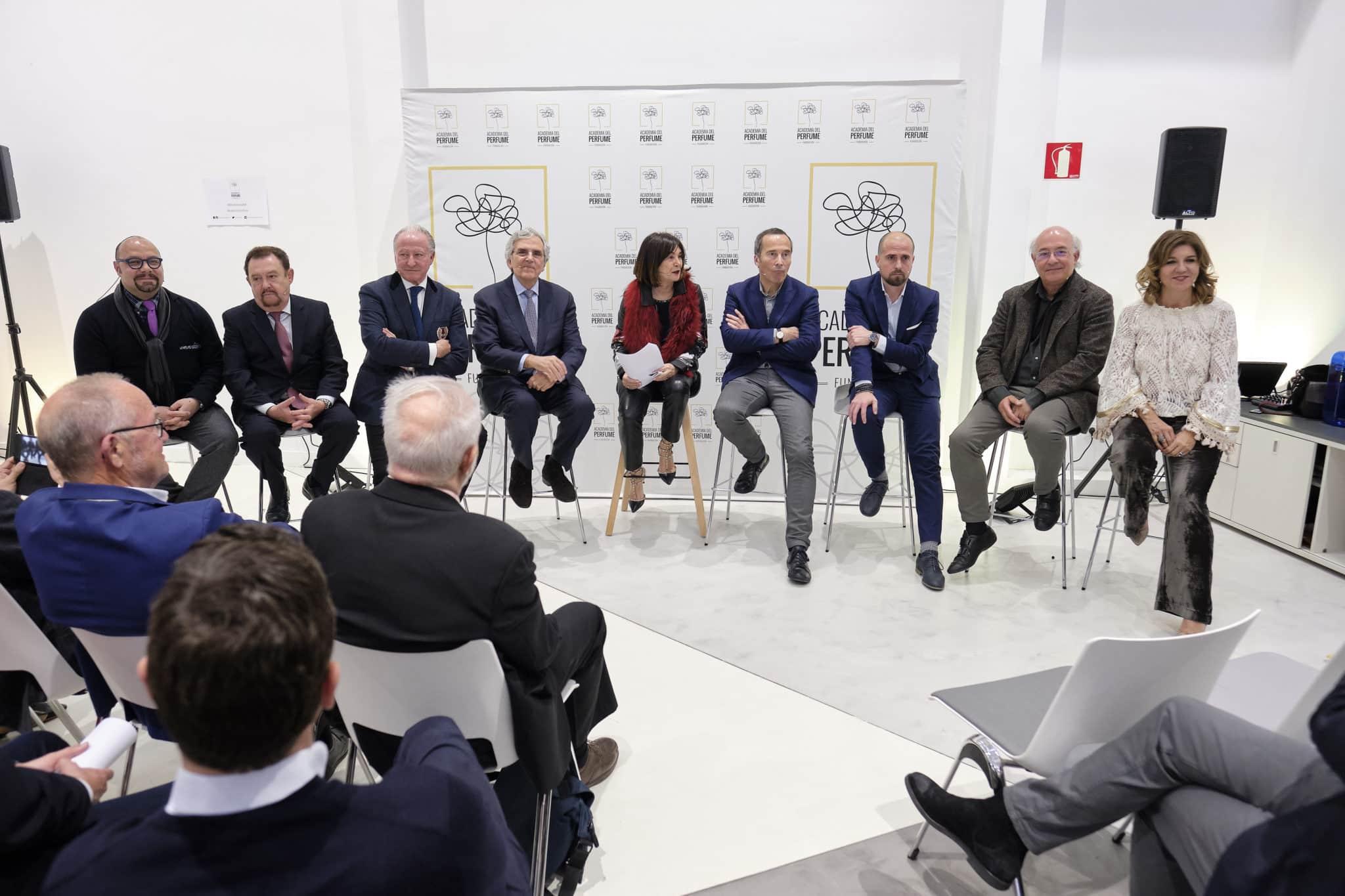 Cumbre de Perfumistas en Madrid