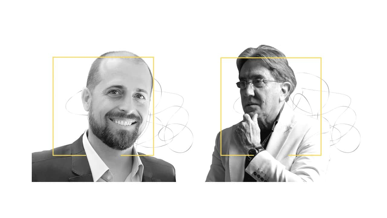 Ramón Monegal y Jordi Fernández en el programa «A vivir que son dos días» de Cadena SER