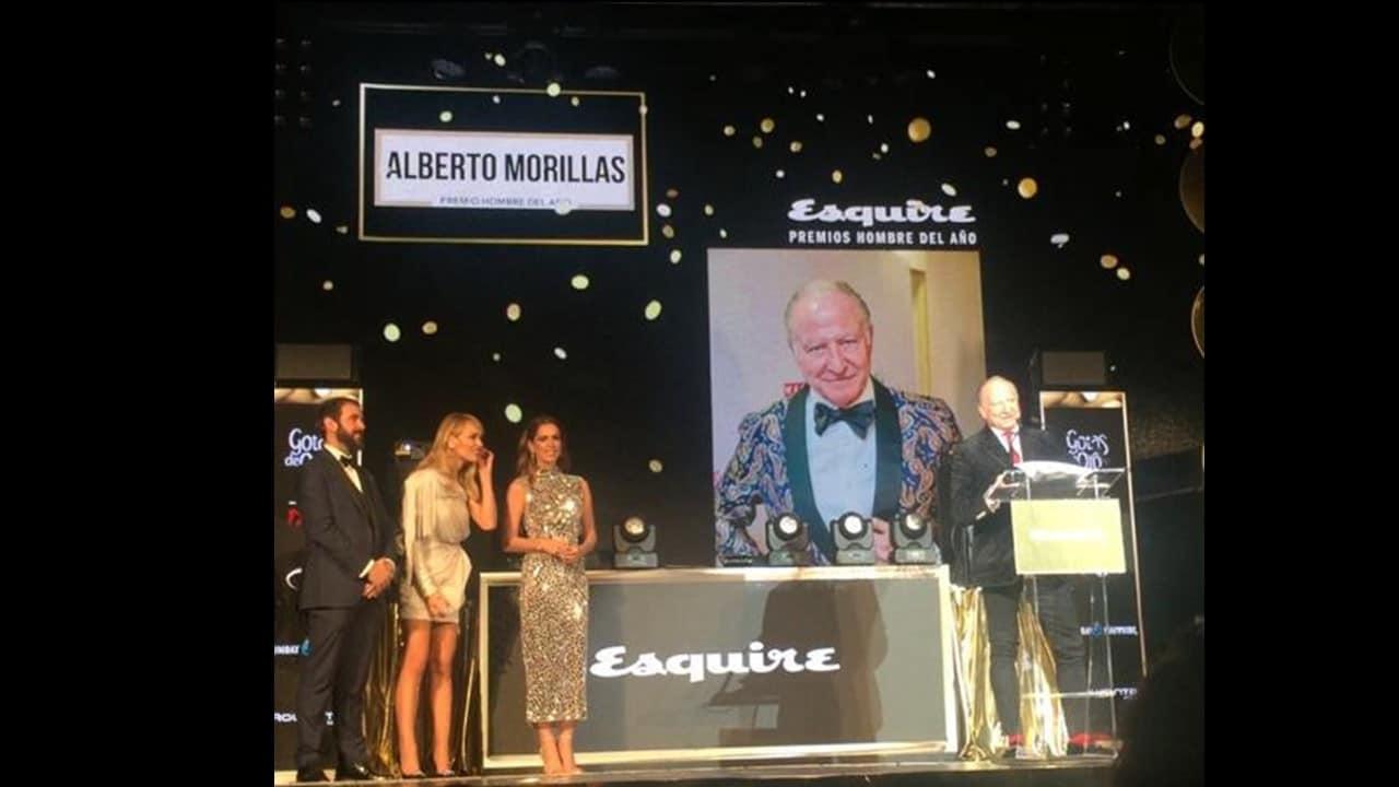 """Alberto Morillas: Nariz, talento prodigioso y """"Hombre del Año"""""""