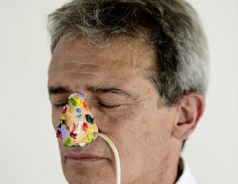 Entrevista a Ernesto Ventós: el hombre nariz