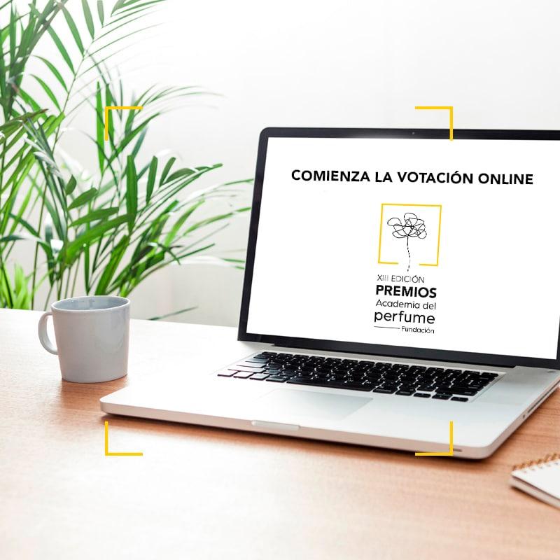 Activa Votación Online de los Premios 2020