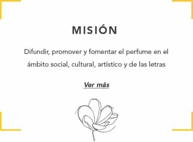 Misión de La Academia del Perfume