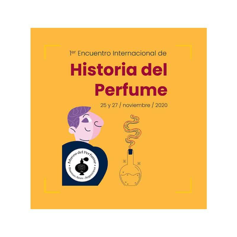 I Encuentro Internacional de Historia del Perfume
