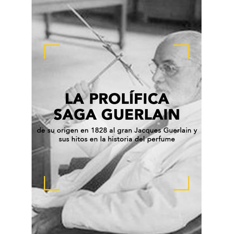 "Charla ""La prolífica saga Guerlain"""