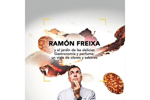 Charla Ramón Freixa y el jardín de las delicias