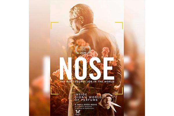 Film «NOSE: el trabajo más secreto del mundo»