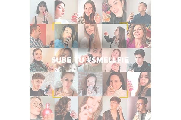 Sube tu #Smellfie