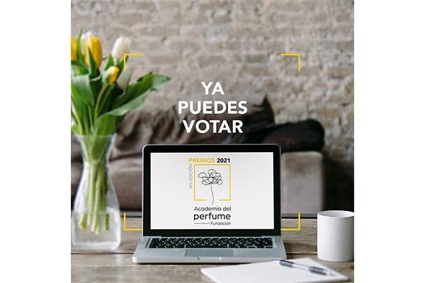 Abierta votación online Premios 2021