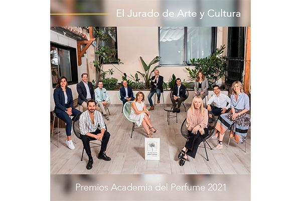 Emocionante votación del Jurado de Arte y Cultura de los Premios 2021