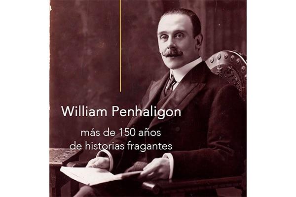 Charla William Penhaligon: más de 150 años de historias fragantes
